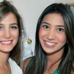 Vitoria Nejim e sua amiga