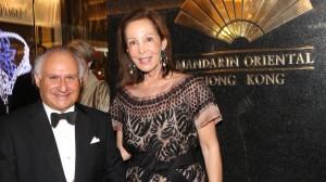 Michael e Muriel Kadoorie