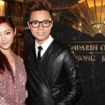 Michelle Wai e Hins Cheung