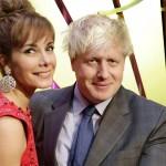 Darcey Bussell e Boris Johnson