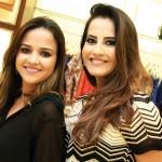 Gabriela Marinho e Joyce Almeida