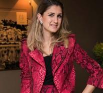 Bárbara Leão de Moura na sede da Talento Joias em BH