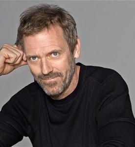 Ator e músico britânico Hugh Laurie se apresentará no Chevrolet Hall