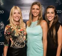 Gisele Coelho, Fernanda Lima e Samia Abreu