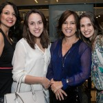 Lilian Oliveira, Mariana Gribel, Adriana Gribel e Graziella Nunes