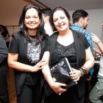 Regina Matina e Barbara Oliveira
