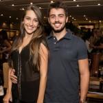 Samia Abreu e Rodrigo Moraes