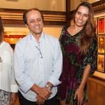 Diana Freire, Cristiano Ribeiro e Stephanie Janik