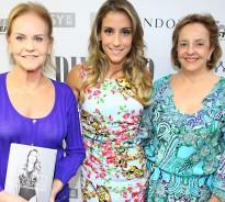 Sheila dos Mares Guia, Carol Buffara e Lelete Farkasvolgyi