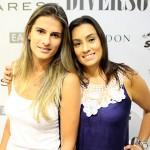 Sophia França e Renata Filizzola