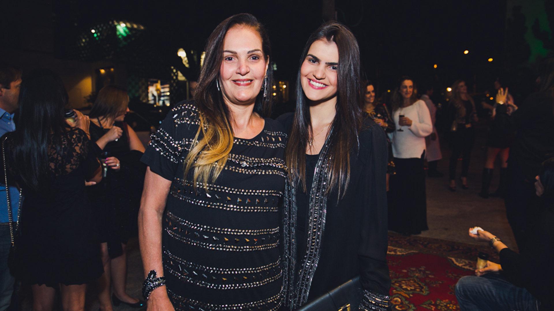 Lilian Gaissler e Catharina Gaissler